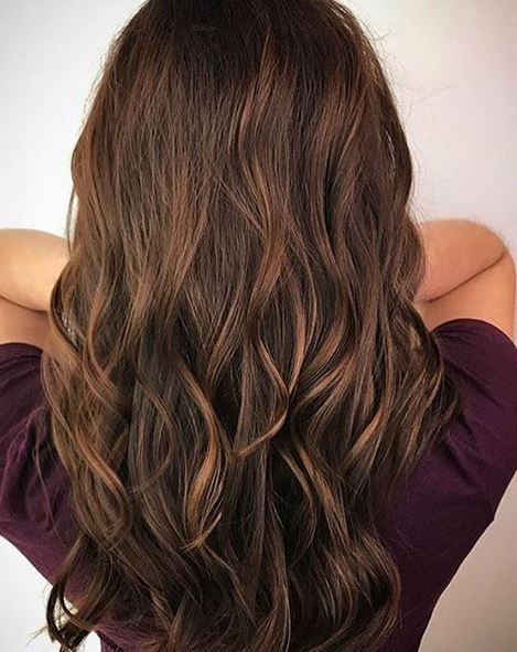 Best Hair Color Ideas 2017 2018 Milk Chocolate Brunette Trendyideas Net Your Number One So Hair Color Chocolate Milk Chocolate Hair Color Cool Hair Color