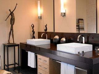 bathroom vanity redo
