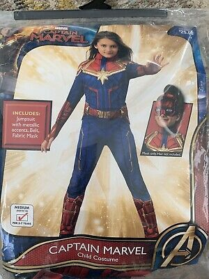 Pin On Girls Costumes Reenactment Theater Buy products such as halloween avengers captain marvel hero suit child costume at walmart and save. pinterest