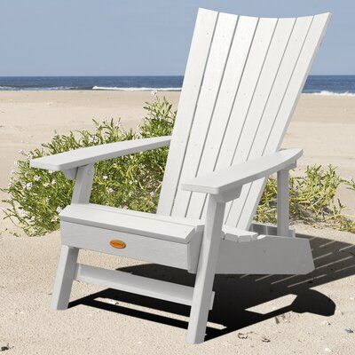 Sol 72 Outdoor Anette Plastic Adirondack Chair Beach Adirondack Chairs Adirondack Chair Adirondack Chair Colors Plastic adirondack chairs with ottoman