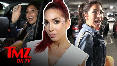 Farrah Abraham Is Embracing Her Famousness | TMZ TV  Farrah is