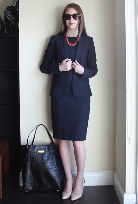 Professionally Petite: well suited