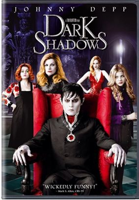 Win a copy of Dark Shadows on Bluray on http://throughmylookingglass.me