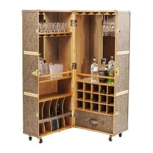Bar Coffre West Coast Kare Design Kare Design Meuble Bar Meuble Bar Armoire A Vin Mobilier De Bar