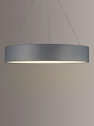 Design Project By John Lewis No 132 Finn Led Hoop Ceiling Light In 2020 Ceiling Lights Led Hoops Light