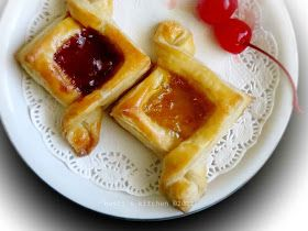 Hesti S Kitchen Yummy For Your Tummy Windmill And Cream Horn Pastry Makanan Pastry Resep Kue