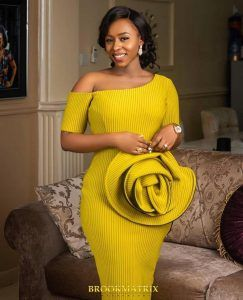 Fabulously Fascinating Wedding Guests Styles That Will Make You The Best Dres Latest African Fashion Dresses Lace Wedding Guest Dress African Fashion Dresses