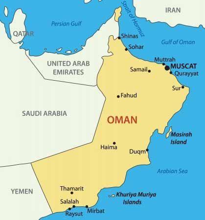 Oman Map Savona Screenshots