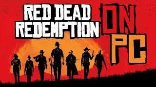 RPCS3 - PS3 Emulator Running Red Dead Redemption on PC! | Red Dead