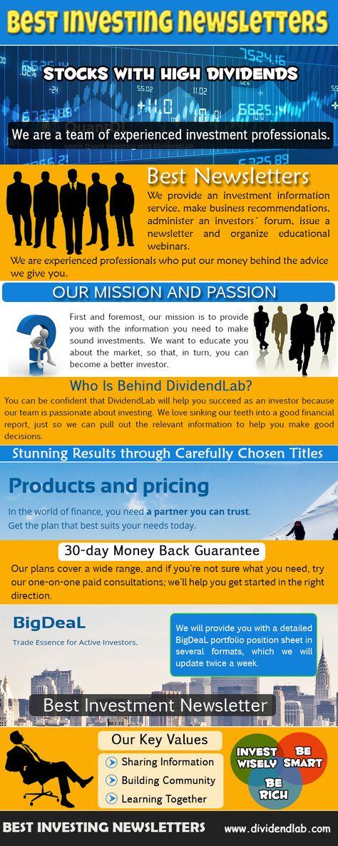 investment newsletter forum