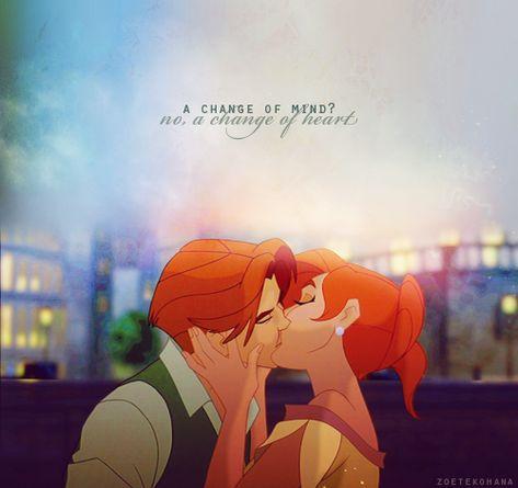 Anastasia. The literal best movie eva, and my favorite princess!!! ❤️