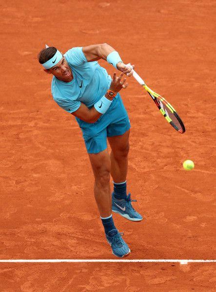 Rafael Nadal Photos Photos 2018 French Open Day Three French Open Rafael Nadal Day