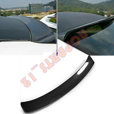Ad Ebay Link 1pcs For Honda 10th Generation Civic Carbon Fiber Rear Window Roof Spoiler Kit