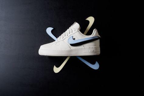 Nike Air Force 1 07 Qs Swoosh Pack