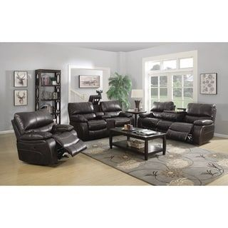 Willemse 3 Piece Reclining Living Room Set N A In 2020 Living