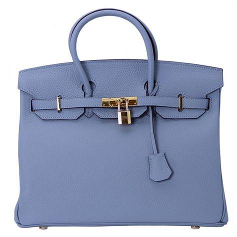 5431da4846cc  76 - Shipping Worldwide - Eldora Genuine Leather Top Handle Bag Grey 76434