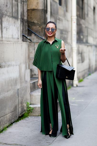 Paris Couture Street Style - see all the looks