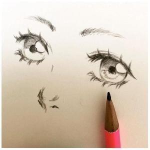 By Della Della Della Jane Sgrossartigeranime Come Disegnare Anime Disegno Schizzi Schizzo Con Anime