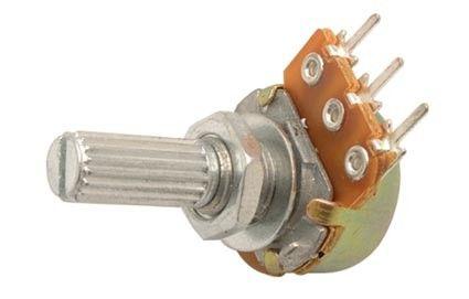 Potenciómetro Power Supply Electronics