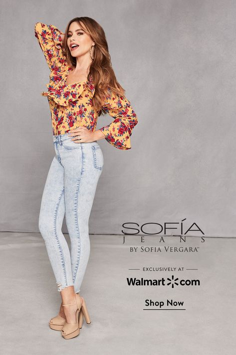 Sofia Jeans - Floral Tops