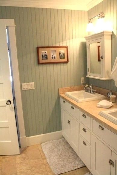 Small Bathroom With Paneling Beadboard Paneling In Bathroom Design Ideas Pictures Remodel And White Wainscoting Beadboard Bathroom Wainscoting Styles