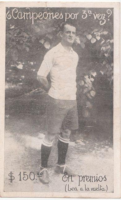 Italia 1938 ganadores de la Copa del Mundo Fútbol Trading Cards