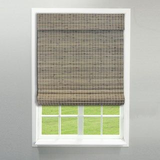 Damask Blackout Cordless Roman Shade In 2020 Blinds For Windows