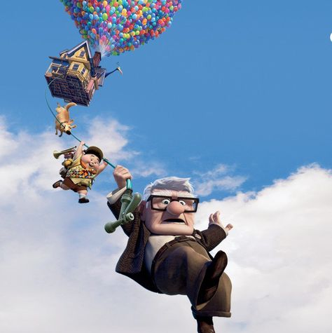 "See ""Up"" On the Pier"