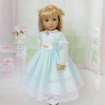"""BJD's Etc New Secure Soft SILICONE Doll Wig Cap 7-8/"""" Fits Effner Little Darling"""