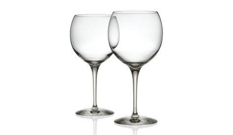 lowest discount huge inventory pretty cheap Mami XL - Lot de verres à vin rouge | vaisselle | Verre de ...
