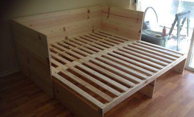 Awesome Diy Sofa Bed Ideas Diy Sofa Bed Diy Sofa Sofa Couch Bed