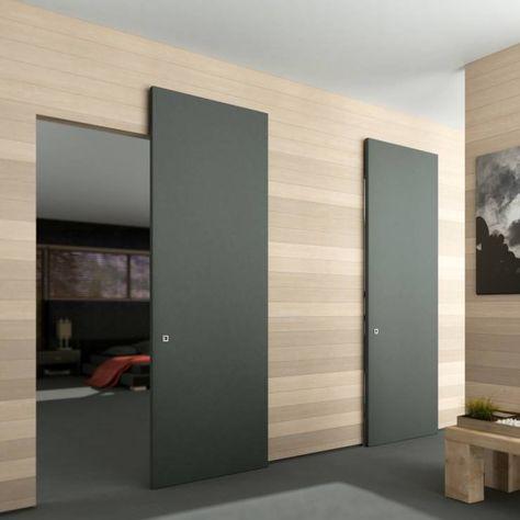 10 idee imperdibili per porte scorrevoli esterno muro | Porte ...