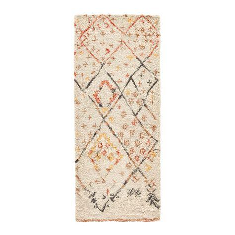 Tapis De Couloir Style Berbere Ashwin Taille 080x250 Cm 80x200