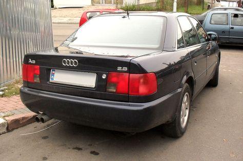 Audi A6 C4 Jaslo Audi A6 Wikipedia Audi