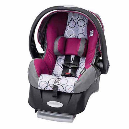 Miraculous Evenflo Embrace Infant Car Seat Evangeline Baby Car Seats Creativecarmelina Interior Chair Design Creativecarmelinacom