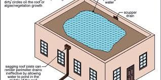 Flat Roof Drainage Design Rain Water Collection Flat Roof Kids Rugs