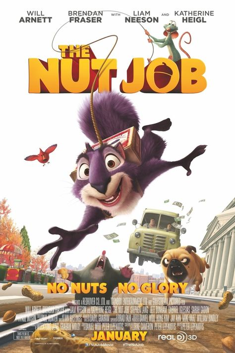 The Nut Job (#2 of 3)