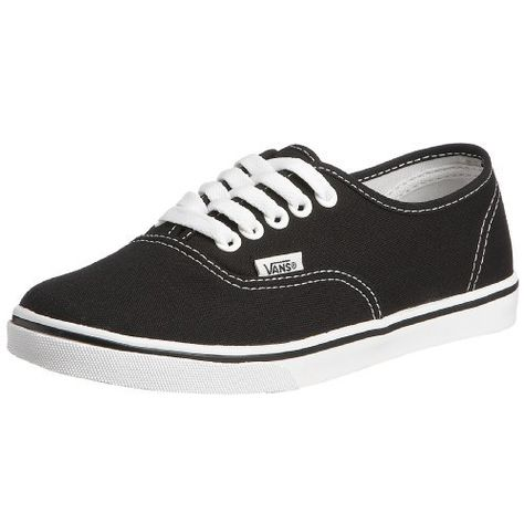 vans authentic lo pro unisex skate shoes
