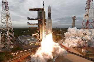 Isro Launch Chandrayaan 2 Big Day For India Chandrayan2 Chandrayan2launches India Incredibleindia Lunar Mission Moon Missions Moon Landing