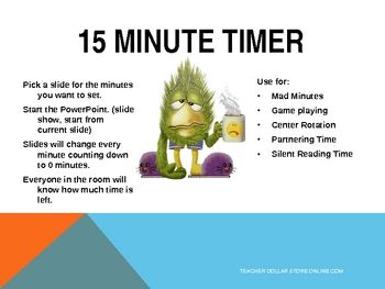 set a 15 minute timer radiovkmtk