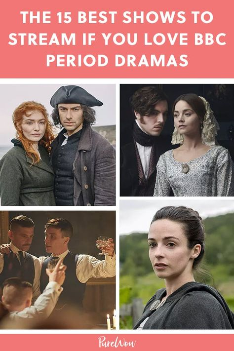 14 Period Dramas to Add to Your Watch List
