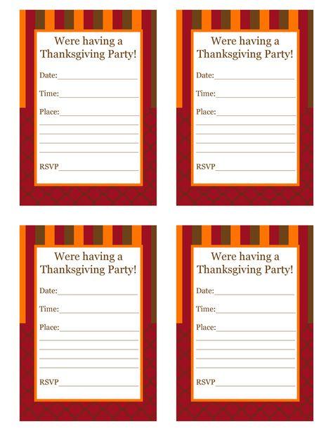 ALLOT of printables for parties/bottles/invites/ etc......free-thanksgiving-invitation-printable