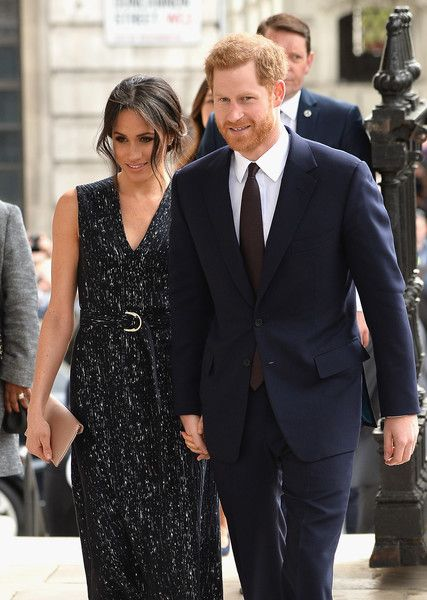 Prince Harry and Meghan Markle attend the 25th Anniversary Memorial Service to celebrate the life and legacy of Stephen Lawrence at St Martin-in-the-Fields.
