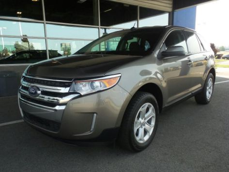 ford edge owners