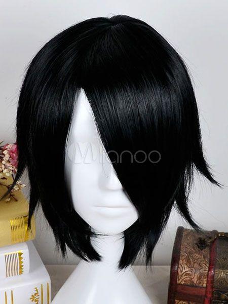 Boruto Uchiha Sasuke Cosplay Wig Halloween Sasuke Cosplay Cosplay Wigs Hair Styles