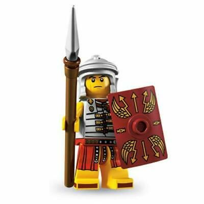 LEGO Series 6 Collectible Minifigure ROMAN SOLDIER ~Rare~ NEW SEALED #8827-10
