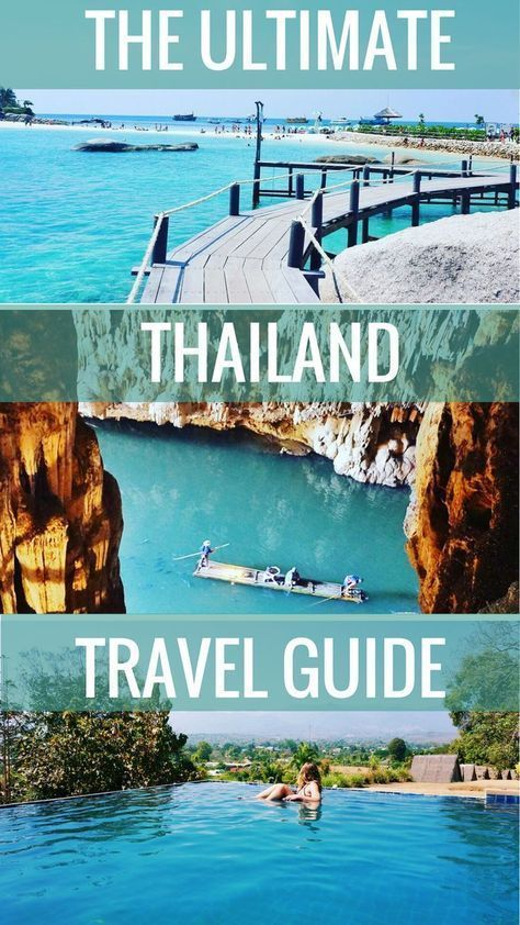 The Ultimate Thailand Travel Guide: Tips and Tricks and what to see, eat and do! #AsiaTravel