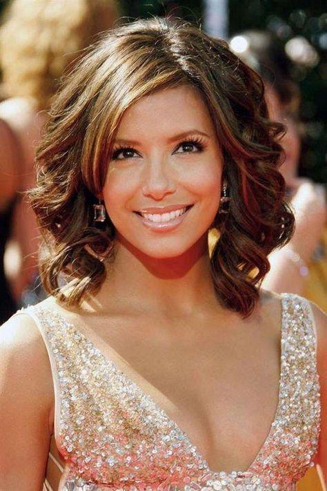 22 Trendy Hairstyles For Medium Length Hair Wedding Curly Medium Length Hair Styles Hair Styles Medium Hair Styles