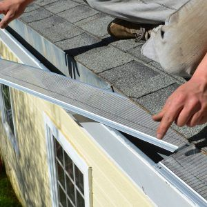 2019 Gutter Guard Reviews Buyers Guide On The Best Gutter Guards Gutter Guard Rain Gutter Guards Gutter