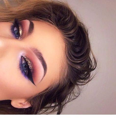 Eye makeup of the day - Miladies.net #EyeMakeup